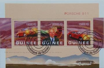 АВТОМОБИЛИ ПОРШЕ автомобильные Гвинея листов. #16225 доставка товаров из Польши и Allegro на русском