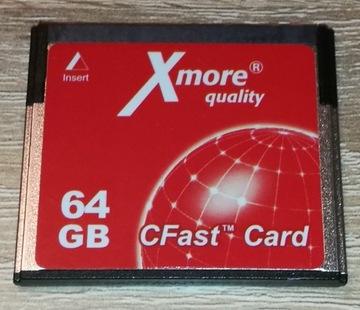 Xmore 64GB CFast доставка товаров из Польши и Allegro на русском