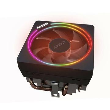 ОХЛАЖДЕНИЕ AMD Wraith Prism RGB Новая Паста доставка товаров из Польши и Allegro на русском