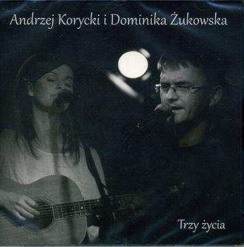 A. Korycki i D. Żukowska Trzy życia доставка товаров из Польши и Allegro на русском