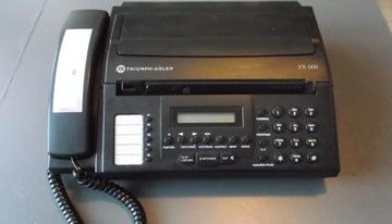 Fax TRIUMPH ADLER FX600 FX 600 Telefon Faks Korea доставка товаров из Польши и Allegro на русском