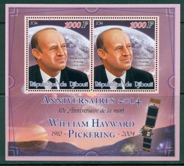 William H. Pickering НАСА космос блок ** #DJI1402 доставка товаров из Польши и Allegro на русском