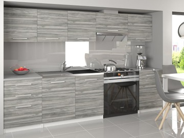 Мебель для кухни Набор кухонной мебели со СТОЛЕШНИЦЕЙ доставка товаров из Польши и Allegro на русском