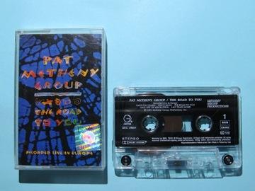(PAT METHENY GROUP - The Road To You (1993).) доставка товаров из Польши и Allegro на русском