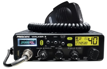 President Walker II ASC новая модель 2019r CB Радио доставка товаров из Польши и Allegro на русском