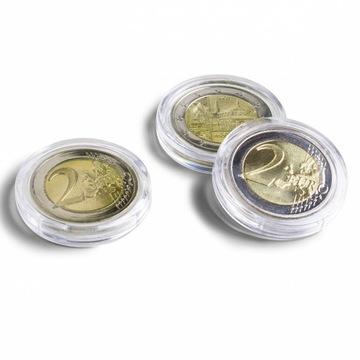 Колпачки для монет до 24 мм - пакет 100 шт КАЧЕСТВО доставка товаров из Польши и Allegro на русском