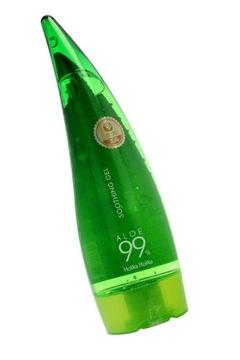 Holika Успокаивающий Гель Aloe 99% Гель алоэ вера 250 мл доставка товаров из Польши и Allegro на русском