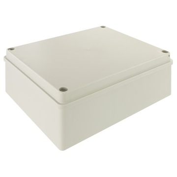 Коробка герметичная AP 24x19x9cm с плитой IP65 доставка товаров из Польши и Allegro на русском