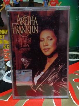 ARETHA FRANKLIN - GREATEST HITS 1980 - 1990 - MC доставка товаров из Польши и Allegro на русском