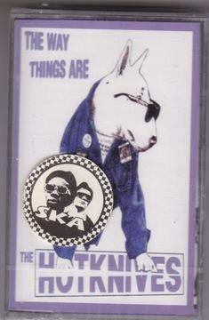 The Hotknives - The Way Things Are НОВАЯ / ПЛЕНКА доставка товаров из Польши и Allegro на русском