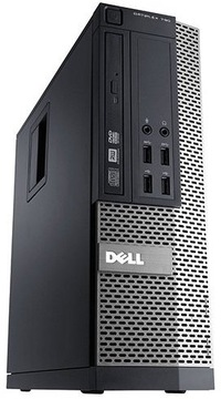 Настольный компьютер DELL 790 SFF i3 4GB 250GB W10 доставка товаров из Польши и Allegro на русском
