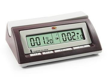 Шахматные часы с регулировкой темпа игры SMJ Спорт доставка товаров из Польши и Allegro на русском