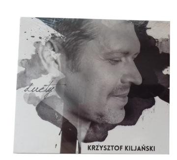 КШИШТОФ KILJAŃSKI ДУЭТЫ [CD]ПЛЕНКА доставка товаров из Польши и Allegro на русском