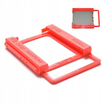 АДАПТЕР САНКИ КАРМАН для SSD HDD 2.5 В 3.5 доставка товаров из Польши и Allegro на русском