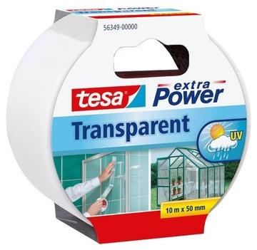 Лента ремонтный tesa прозрачная 10м х 50мм доставка товаров из Польши и Allegro на русском