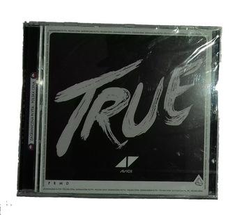 (TRUE - AVICII [CD] ПЛЕНКА) доставка товаров из Польши и Allegro на русском