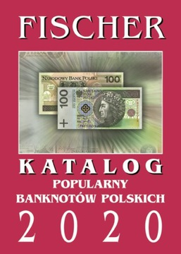 Каталог банкнот польских 2020 - Фишер доставка товаров из Польши и Allegro на русском