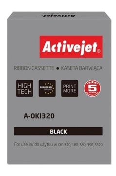 ЛЕНТА Activejet OKI ML 180 320 380 3320 3321 3390 доставка товаров из Польши и Allegro на русском