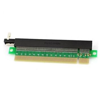 Переходник Riser PCI-E PCIE PCI Express 16x - 16x доставка товаров из Польши и Allegro на русском