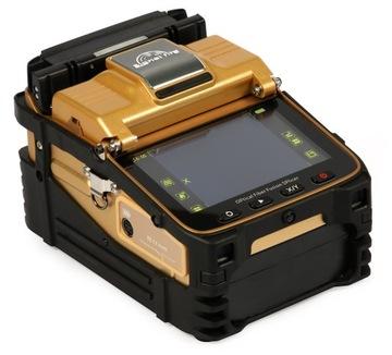 Сварочный аппарат волоконно-оптическая Signal Fire AI-8C + комплект доставка товаров из Польши и Allegro на русском