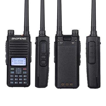 (DMR Baofeng DM-1801 duobander DMR / FM сеть SP-DMR) доставка товаров из Польши и Allegro на русском