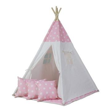 ТИПИ палатка для детей WIGWAM TEEPEE коврик подушки доставка товаров из Польши и Allegro на русском