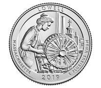 Парки США - Lowell National Historical Park 2019 доставка товаров из Польши и Allegro на русском