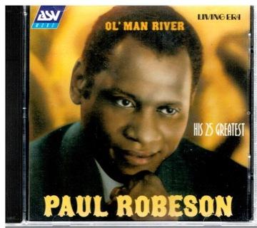 PAUL ROBESON OL' MAN RIVER CD доставка товаров из Польши и Allegro на русском