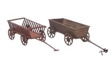 TT - 140005 машины деревянные 2 штуки, 1:120 доставка товаров из Польши и Allegro на русском