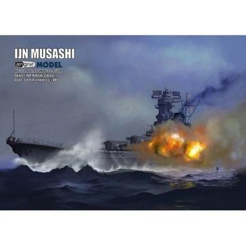 Angraf 5/16 - Японский линкор МУСАСИ 1:200 доставка товаров из Польши и Allegro на русском
