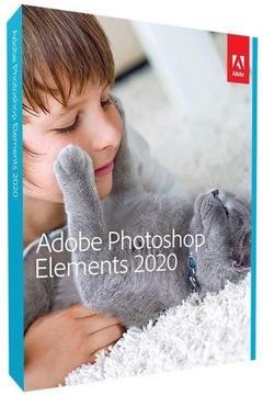 ADOBE PHOTOSHOP ELEMENTS 2020 WIN/MAC PL доставка товаров из Польши и Allegro на русском