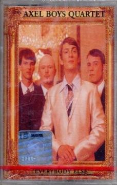 AXEL BOYS QUARTET - EVERYBODY ELSE, кассета аудио доставка товаров из Польши и Allegro на русском