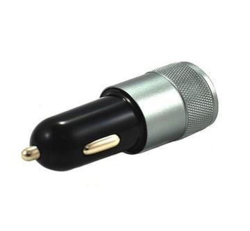 Автомобильное зарядное устройство USB 1A + 2.1 A ЧЕРНЫЙ доставка товаров из Польши и Allegro на русском