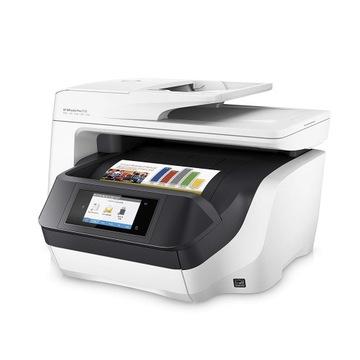 Цветной принтер HP OfficeJet 8720 тушь № 953 доставка товаров из Польши и Allegro на русском