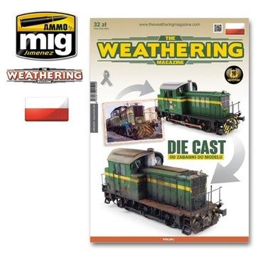 The Weathering Magazine 23 От игрушки к модели PL доставка товаров из Польши и Allegro на русском