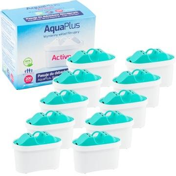 10x ФИЛЬТР AquaPlus Active BRITA MAXTRA DAFI UNIMAX  доставка товаров из Польши и Allegro на русском