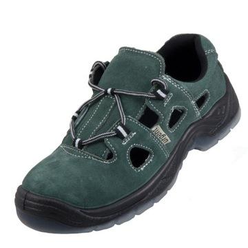 Сандалии рабочие URGENT 305 S1 защитную обувь р. 43 доставка товаров из Польши и Allegro на русском