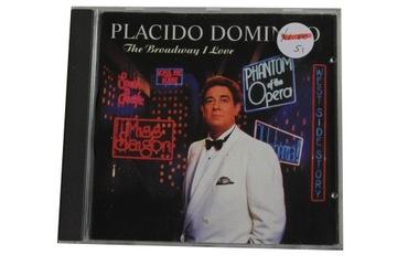Placido Domingo - Broadway I Love доставка товаров из Польши и Allegro на русском