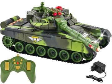 Большой Танк На Радиоуправлении War Tank