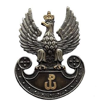 ОРЕЛ ВОЙСК ТЕРРИТОРИАЛЬНОЙ ОБОРОНЫ -металлический орел доставка товаров из Польши и Allegro на русском