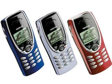 Nokia 8210 4 ЦВЕТА ПОЛНЫЙ НАБОР ХАЛЯВЫ доставка товаров из Польши и Allegro на русском