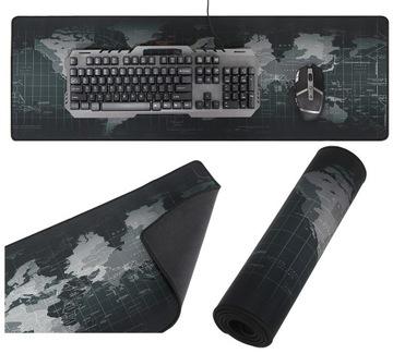 Коврик для Мыши Клавиатуры Игровая Игроков, XXL доставка товаров из Польши и Allegro на русском