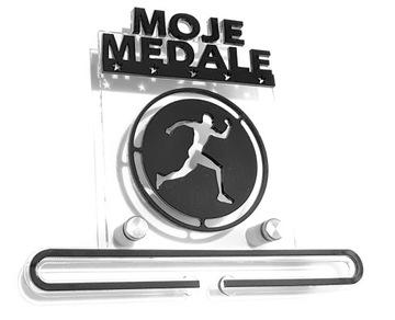 Вешалка на медали medalówką на медаль для бегунов доставка товаров из Польши и Allegro на русском