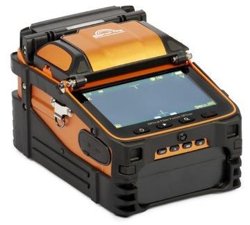Сварочный аппарат волоконно-оптическая Signal Fire AI-9 + комплект доставка товаров из Польши и Allegro на русском