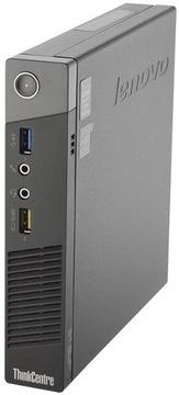 Мини-компьютер Lenovo M93p USFF Tiny i5 8GB SSD W10 доставка товаров из Польши и Allegro на русском