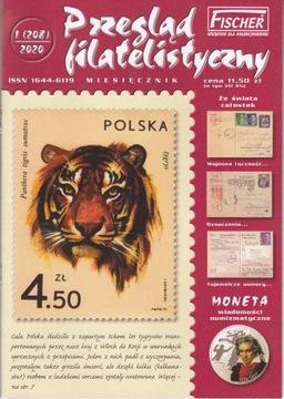 Обзор марок в филателистической 1/2020 (208) доставка товаров из Польши и Allegro на русском