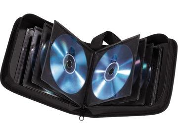 11615 HAMA CD WALLET Pokrowiec Etui 32 płyty DVD доставка товаров из Польши и Allegro на русском