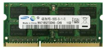 SAMSUNG 4GB SODIMM DDR3 1333MHz 1.5 V ДЛЯ НОУТБУКА доставка товаров из Польши и Allegro на русском