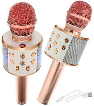 Беспроводной Микрофон Караоке Динамик Bluetooth 4 доставка товаров из Польши и Allegro на русском