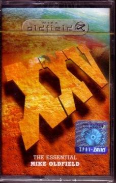 MIKE OLDFIELD - THE ESSENTIAL, кассета аудио доставка товаров из Польши и Allegro на русском